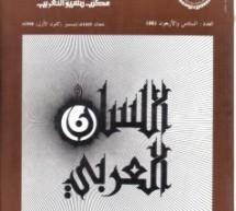 التحليل الأكستيكي لنبر الكلمة في اللغة العربية
